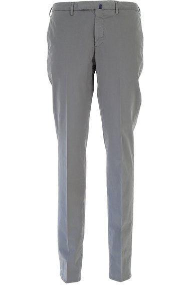 Pants for Men On Sale, Grey, Cotton, 2017, 30 32 36 Incotex