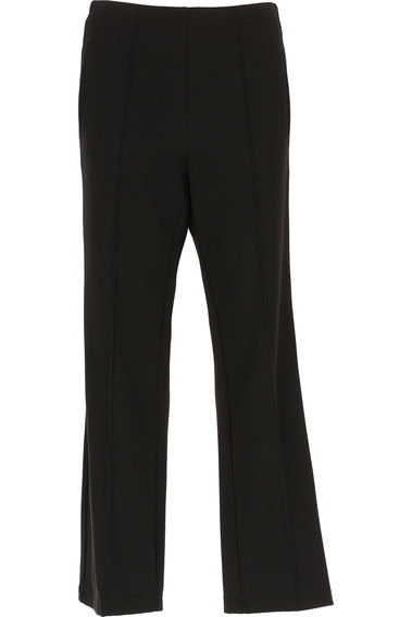 Pants for Men On Sale, Black, Virgin wool, 2017, 30 32 34 36 38 Maison Martin Margiela