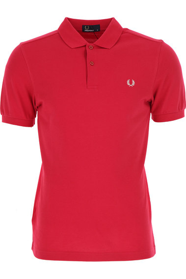 Polo Shirt for Men On Sale, White, Cotton, 2017, L M S XL XXL Fred Perry