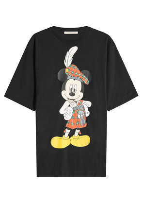 Christopher Kane Mickey Mouse T-Shirt