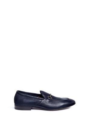Loafers for Men, Deep Night, Suede leather, 2017, 6.5 7 7.5 8 8.5 9 9.5 Henderson