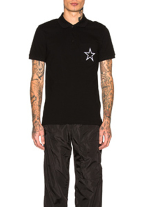 Givenchy Polo in Black