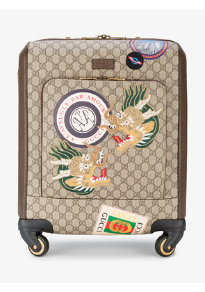 Gucci Gucci Courrier GG Supreme carry-on