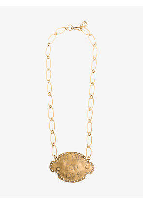 Gucci Blind For Love Chain Necklace