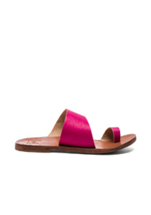 Beek Leather Finch Sandals in Pink