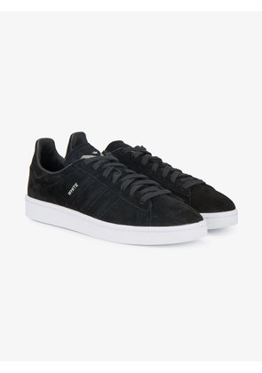 Adidas By White Mountaineering Black Campus 80s Sneakers