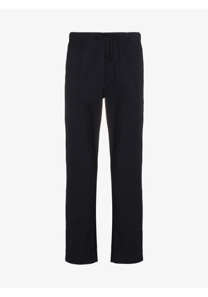 Dries Van Noten perkino cotton trousers