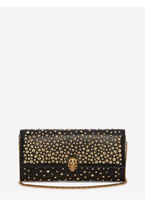 ALEXANDER MCQUEEN Wallets with chain - Item 22002741