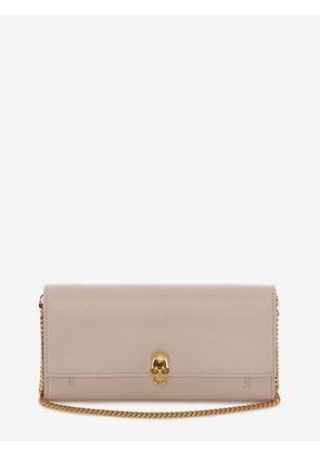 ALEXANDER MCQUEEN Wallets with chain - Item 22002744