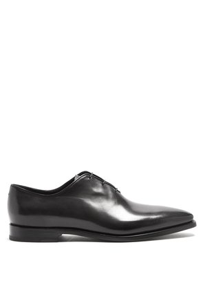 Alessandro Éclair leather oxford shoes