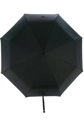 Alexander McQueen foldable skull umbrella - Black