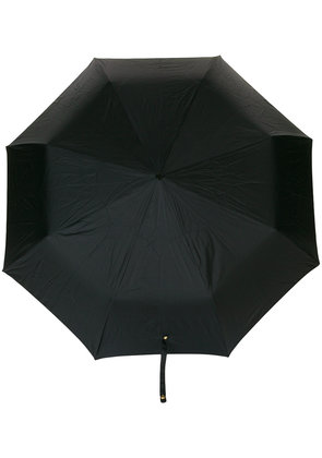 Alexander McQueen skull umbrella - Black