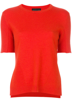 Cashmere In Love Sahar knitted top - Yellow