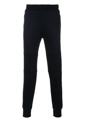 Ps By Paul Smith panelled track pants - Blue
