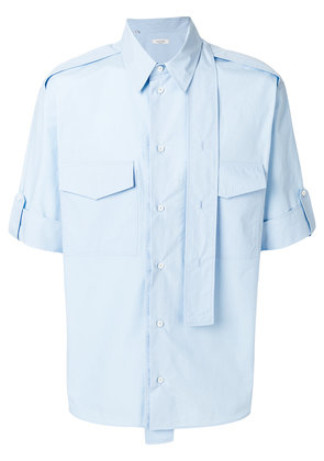 Valentino short-sleeve couture T-shirt - Blue