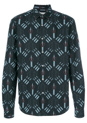 Valentino Love Blade shirt - Black