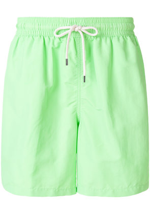 Polo Ralph Lauren embroidered logo swim shorts - Green