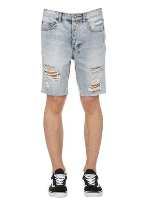 AXEL SHORT DIRTY HARRY DENIM SHORTS