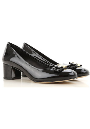 Pumps & High Heels for Women On Sale, Black, Patent Leather, 2017, 3 4 4.5 Michael Kors