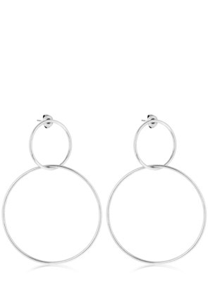 INTERLOCKING CIRCLES EARRINGS