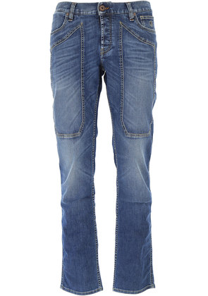 Jeans On Sale, Blue Denim, Cotton, 2017, 28 29 30 31 32 Jeckerson