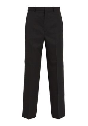 Peter wide-leg wool trousers