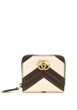 GG Marmont quilted-leather wallet