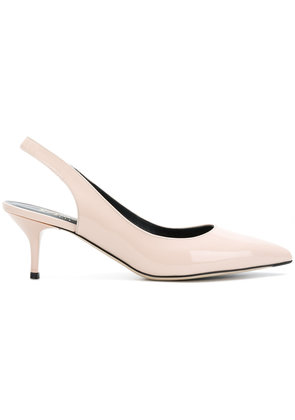 Repetto sling-back pumps - Pink & Purple