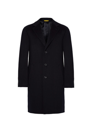 Kei Wool And Cashmere-blend Overcoat