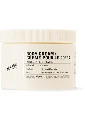 Body Cream - 250ml