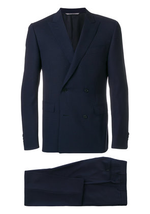 Canali classic two-piece suit - Blue