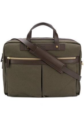 Mismo MS Office laptop bag - Green