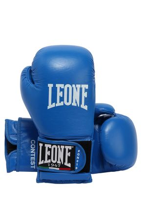 10OZ CONTEST LEATHER BOXING GLOVES