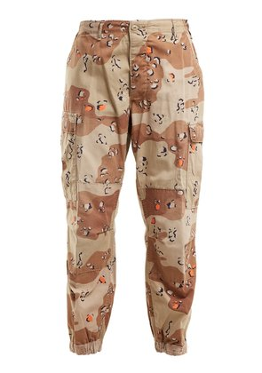 1990s USP90 American camouflage trousers
