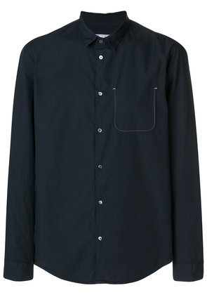 Dondup classic fitted shirt - Blue