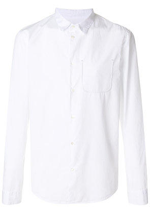 Dondup classic fitted shirt - White