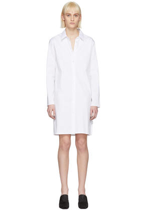 Alyx White Brigitte Shirt Dress