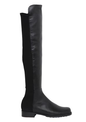 20MM 5050 LEATHER & ELASTIC BOOTS