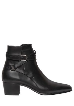 40MM BLAKE LEATHER  ANKLE BOOTS