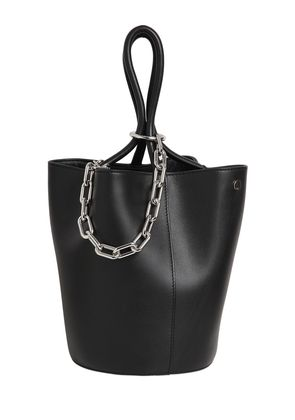 SMALL ROXY SMOOTH LEATHER BAG