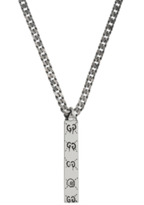 Gucci GucciGhost Necklace in Metallics