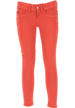 G-Star Jeans On Sale in Outlet, Red, Cotton, 2017, 26 27 30 31 32