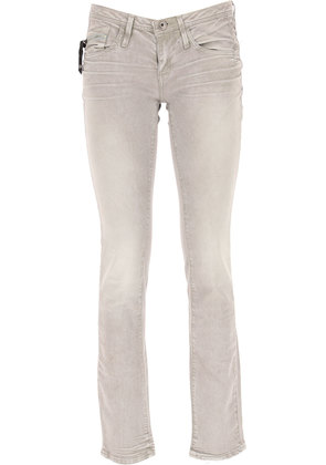 G-Star Jeans On Sale in Outlet, Grey, Cotton, 2017, 25 26 29 30 31