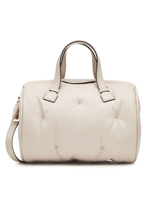 Anya Hindmarch Chubby Barrel Leather Tote