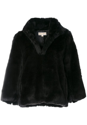 Michael Michael Kors faux fur jacket - Black