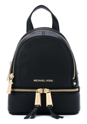 Michael Michael Kors Rhea mini backpack - Black