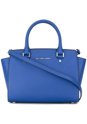 Michael Michael Kors medium 'Selma' tote - Blue