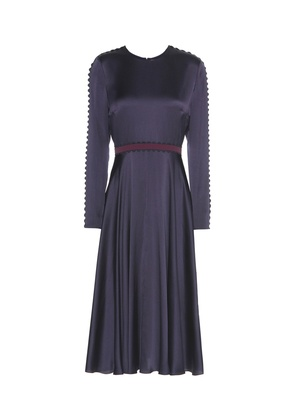 Lasdun silk dress
