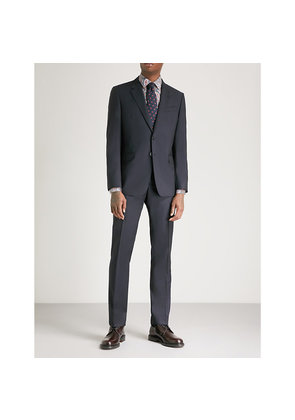 Byard tailored-fit wool and mohair-blend suit