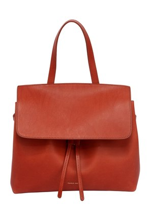 MINI LADY VEGETABLE TANNED LEATHER BAG